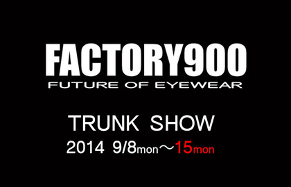 Factory900trunkshow